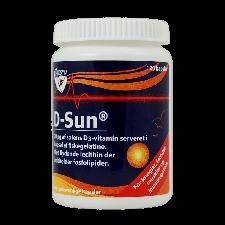 Biosym D-Sun (120 kapsler)