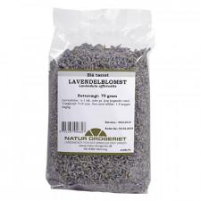 Natur Drogeriet Lavendelblomst blå (70 gr)