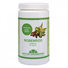 Natur Drogeriet Rosenrod Complex (90 kapsler)