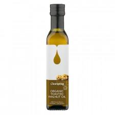 Valnødde olie Ø Clearspring 250 ml