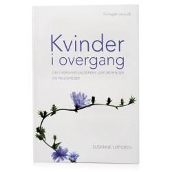 Kvinder i overgangsalderen - Bog Susanne Løfgren