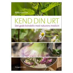 Kend din urt - Bog af Rikke Goerlich