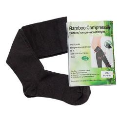 Bamboo Pro kompressionsstrømper kl. 2 Str. L-XL