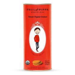Tomatkiks fra Paul & Pippa Økologiske - 150 gram
