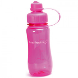 WaterTracker Hot Pink (0,5 ltr)