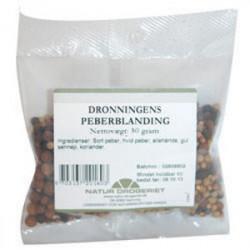 Natur Drogeriets Dronningens Peberblanding (50 gr)