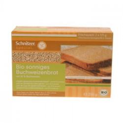 Boghvedebrød Økologisk - 250 gram