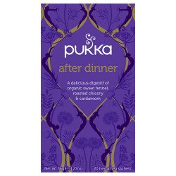 Pukka After Dinner Te Ø (20 breve)