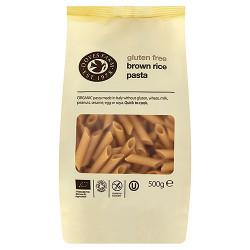 Brun Ris Pasta Penne Glutenfri, Doves Ø (500 g)