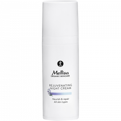 Mellisa Nat-Creme med Salvie (50 ml)