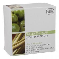 Wellness Sæbe Oliven & Lemongræs (200 gr)