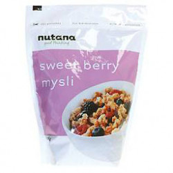 Sweetberry crisp mysli 500 gr.