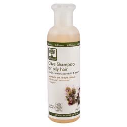 Bioselect Oliven Shampoo Til Fedtet Hår (200 ml)