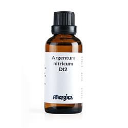 Argentum Nitricum D12, 50 ml.
