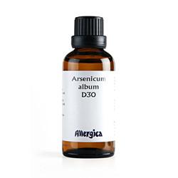 Arsenicum Alb D30, 50 ml.