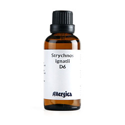 Strychnos ignatii D6, 50 ml.