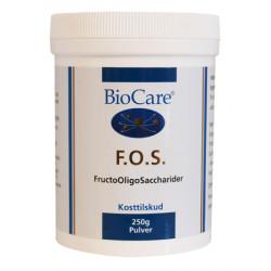 F.O.S. FructoOligoSaccharide 250 gr.