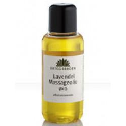 Urtegaarden Lavendel Massageolie Ø (100 ml)