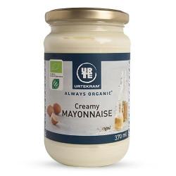 Mayonnaise creamy Økologisk Urtekram - 370 ml.