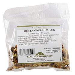 Natur Drogeriet Hollandsk Krauter Krydderiblanding (25 gr)