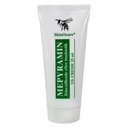 SkinOcare Mepyramin Creme 2%, 25 ml.