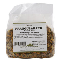 Natur Drogeriet Frangulabark (80 gr)