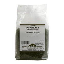 Natur Drogeriet Dildspidser (100 gr)