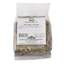 Natur Drogeriet Isop (100 gr)