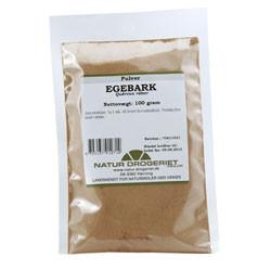 Egebark pulver (100 gr)
