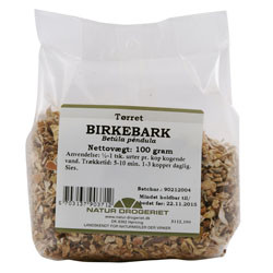 Natur Drogeriet Birkebark (100 gr)