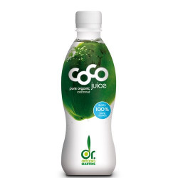 Coco Juice Dr. Martins øko. 330 ml.