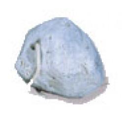 Pimpsten Natur (Vulkanlava) med snor 1 Stk