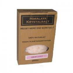 Himalaya Groft Krystalsalt i æske (250 gr)