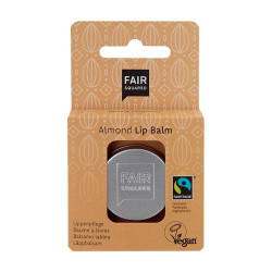 Fair Squared Lip Balm Almond (12 g)