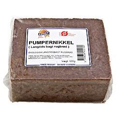 Rømer Pumpernikkel Rugbrød Ø (500 gr)
