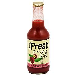 Smoothies Hindbær Ø 250 ml.