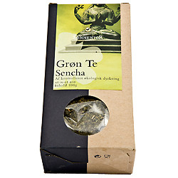 Rømer Sonnentor Grøn Te Sencha Ø (100 gr)