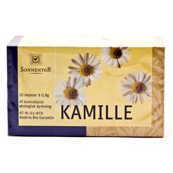 Kamille Te, Sonnentor Ø 18 Breve.
