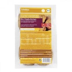 Vitalboller glutenfri Økologiske - 250 gram