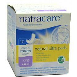 Natracare Ultra Bind m. Vinger Long Ø (10 Stk)