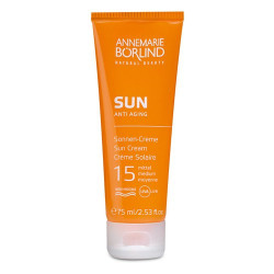 Anne Marie Börlind Sun Creme SPF 15 - 75 ml.