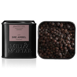 Mill og Mortar Sort Peber Sre Ambel (50 gr)