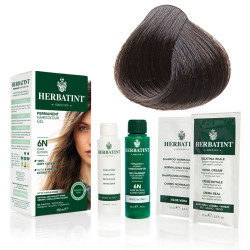 Herbatint 4N hårfarve Chestnut - 150 ml.