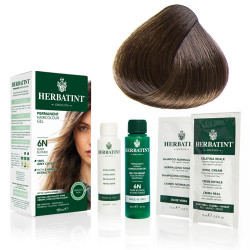 Herbatint 5N hårfarve Light Chestnut - 135 ml.
