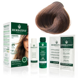 Herbatint 5D hårfarve Light Golden Chestnut - 150 ml.