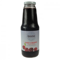 Kirsebærjuice direkte presning Ø (1 L)