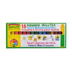 Ökonorm Tekstilfarver (6 Farver)