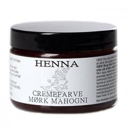 Rømer Henna Cremefarve Mørk Mahogni (140 ml)