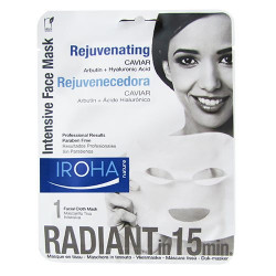 Iroha Tissue face mask rejuvenating caviar - 23 ml