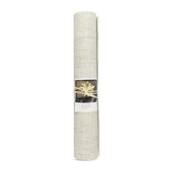 Yogamåtte Eco Creme Hvid (63 x 183 cm)